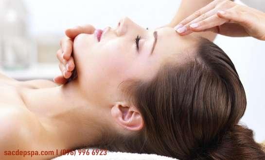 Massage thư giãn tại Gò Vấp